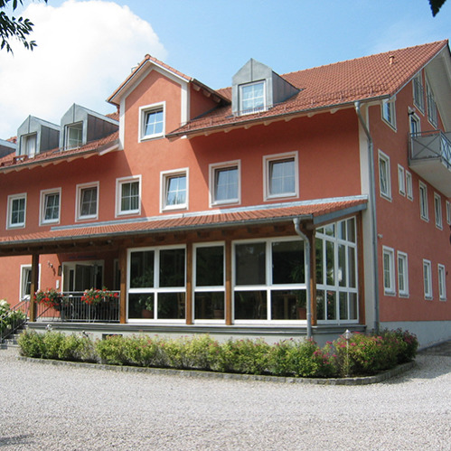 Hotel / Pension Scharl …