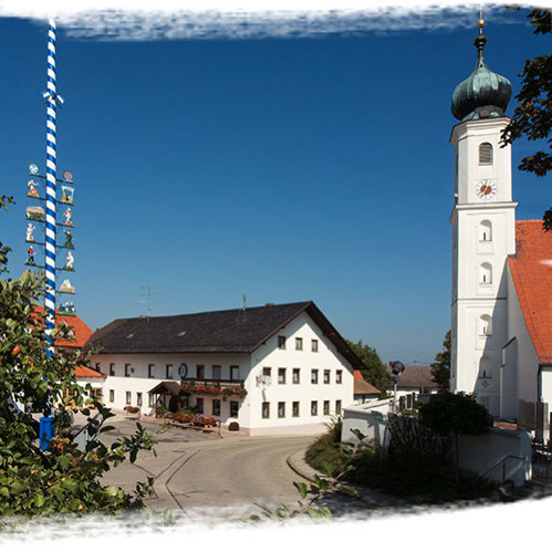 Landgasthof-Pension Bau…