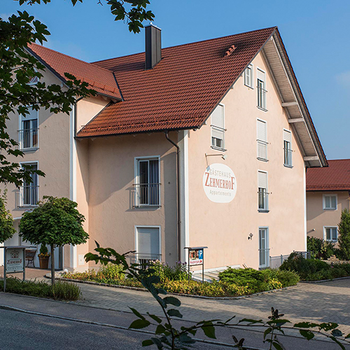 Gästehaus Zehmerhof - W…