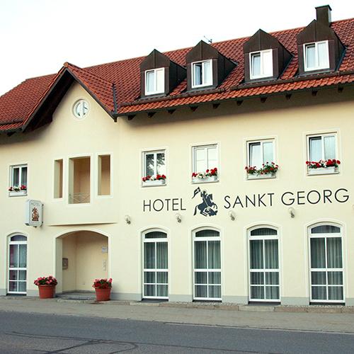 Hotel garni St. Georg G…